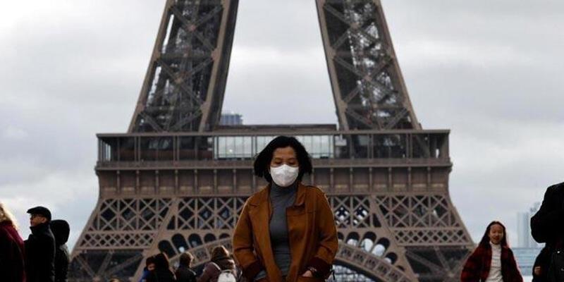 Son dakika... Fransa'da koronavirüsten 24 saatte 83 kişi öldü
