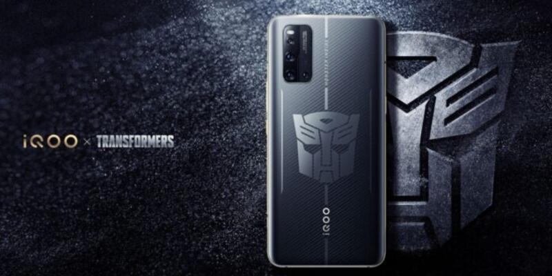Transformers tutkunları bu telefona bayılacak