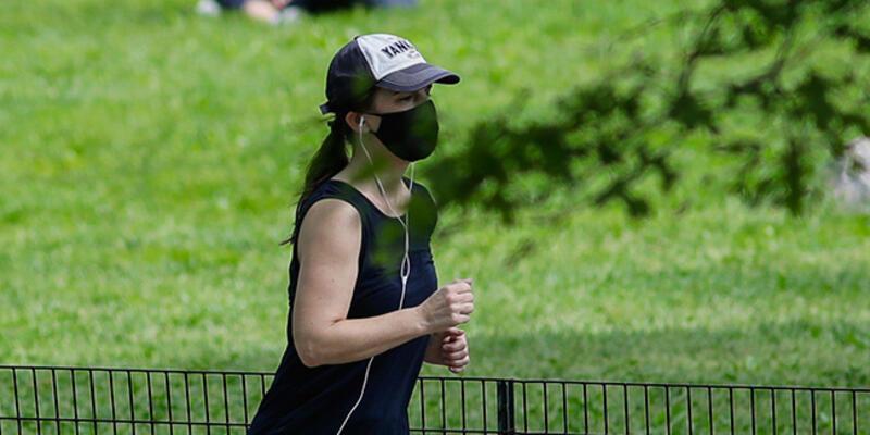 """Açık havada spor yapanlara """"maske"""" uyarısı"""