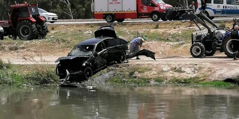 Otomobil dereye uçtu: 3 kişi yaşamını yitirdi - Günün Haberleri