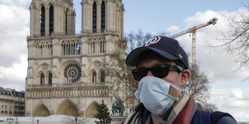 Son dakika... Fransa'da son 24 saatte 43 kişi öldü