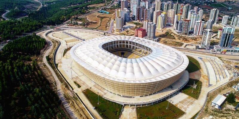 Yeni Adana Stadı'nın renkleri belli oldu
