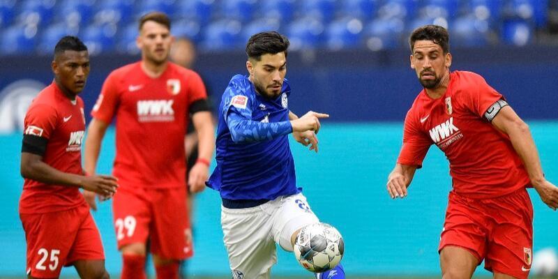 Schalke sahasında 3 gol yedi