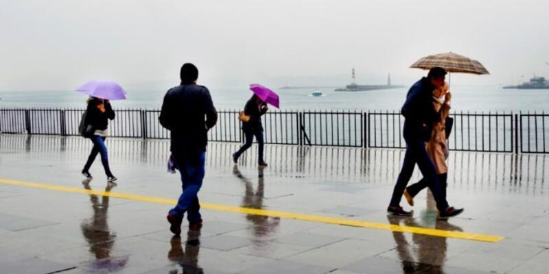 Bu bölgelerde oturanlar dikkat: Meteoroloji'den uyarı geldi