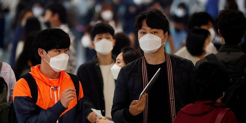 Güney Kore'de maske zorunluluğu!
