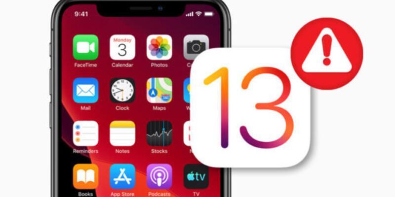 Apple iOS 13.5, kullanıcıları yarı yolda bıraktı