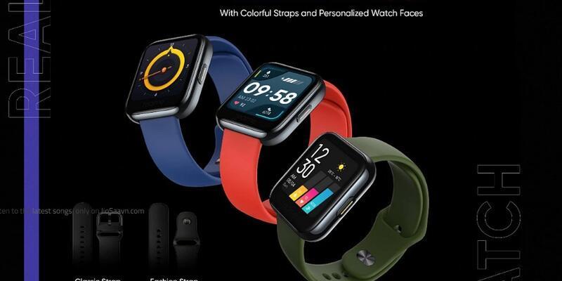 Realme'nin ilk akıllı saati: Realme Watch