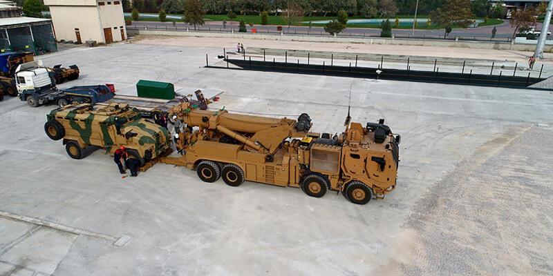 M4K'ların yeni teslimatları yapıldı