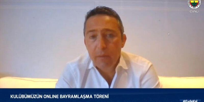 Ali Koç: Süper Lig'i oynatmak en doğru karar