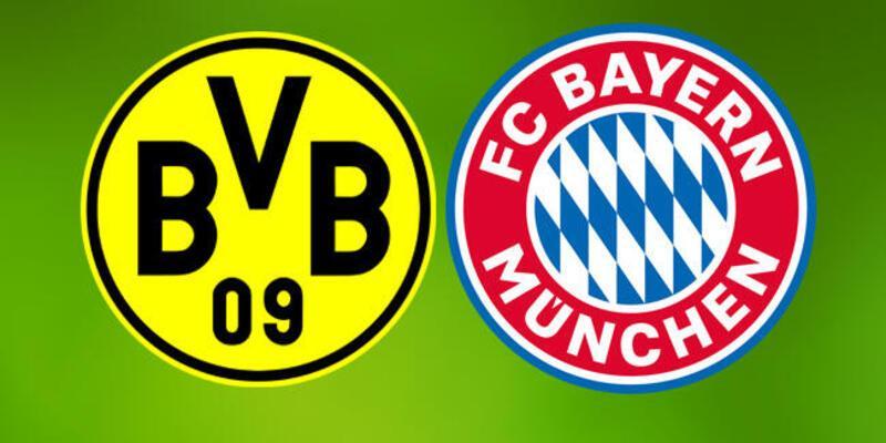 Dortmund Bayern Münih maçı hangi kanalda, saat kaçta canlı izlenecek?