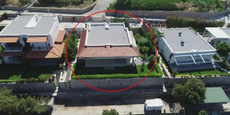 Özdil'e villasının kaçak bölümleri için 380 bin lira ceza