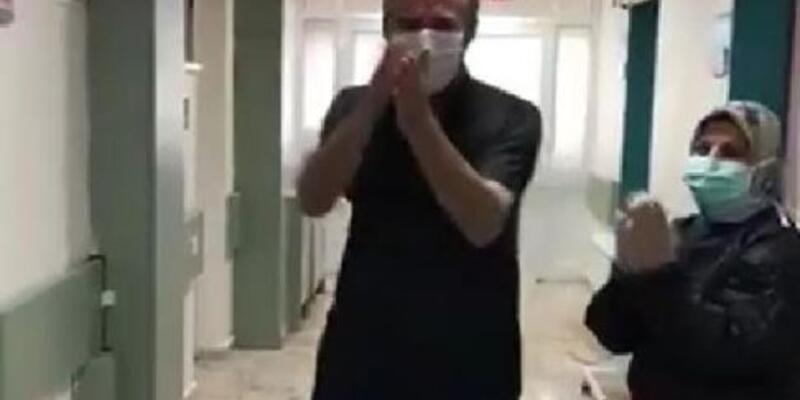 Elazığ'da koronavirüsü yenen hasta sayısı 60 oldu