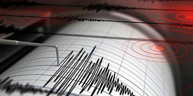 Son dakika... Manisa'da korkutan deprem! Büyüklüğü...