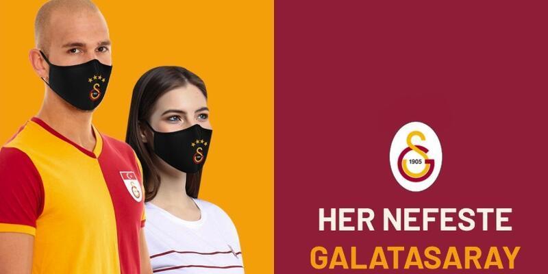 Galatasaray lisanslı maskelerini duyurdu