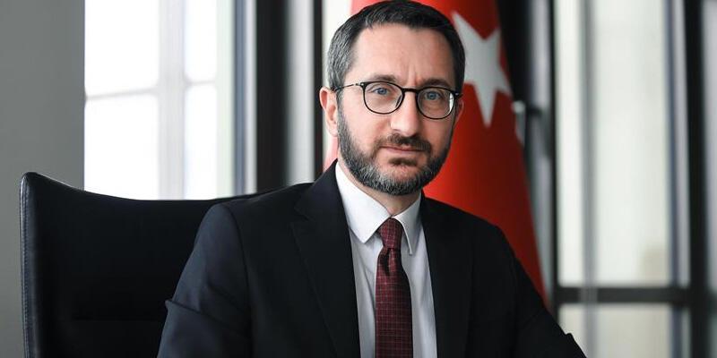 İletişim Başkanı Altun'dan Kilise'ye yapılan saldırıya ilişkin açıklama