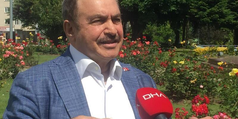 """Veysel Eroğlu'dan Ekrem İmamoğlu'na """"Haliç"""" yanıtı"""
