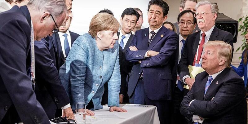 Trump, G7 Liderler Zirvesi'ni Eylül ayına kadar erteledi