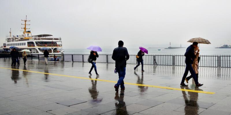 Hava durumu 21 Ağustos: Meteoroloji'den yağmur ve fırtına uyarısı!
