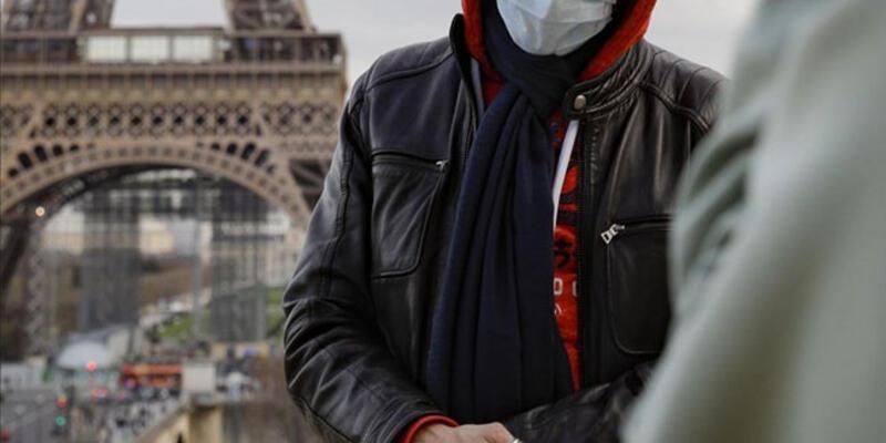 Fransa'da koronavirüsten ölenlerin sayısı 28 bin 833'e yükseldi
