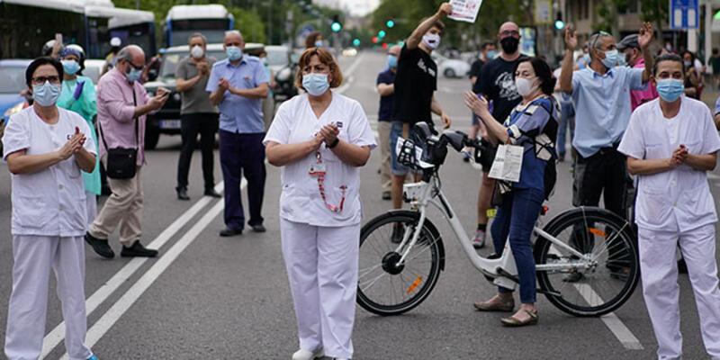 Dünyanın koronavirüsle mücadelesi! Son 24 saatte yaşananlar