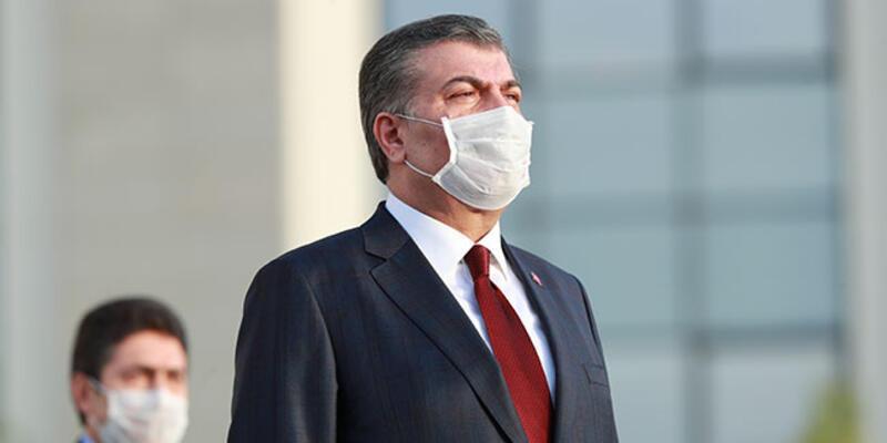 Bakan Koca'dan maske vurgusu: Riske karşı biraz daha sabredelim