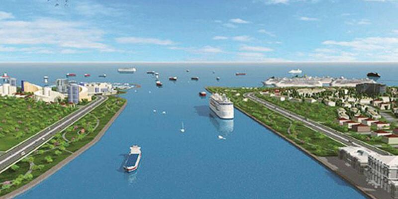 Son dakika! Kanal İstanbul'da ihale hazırlğı