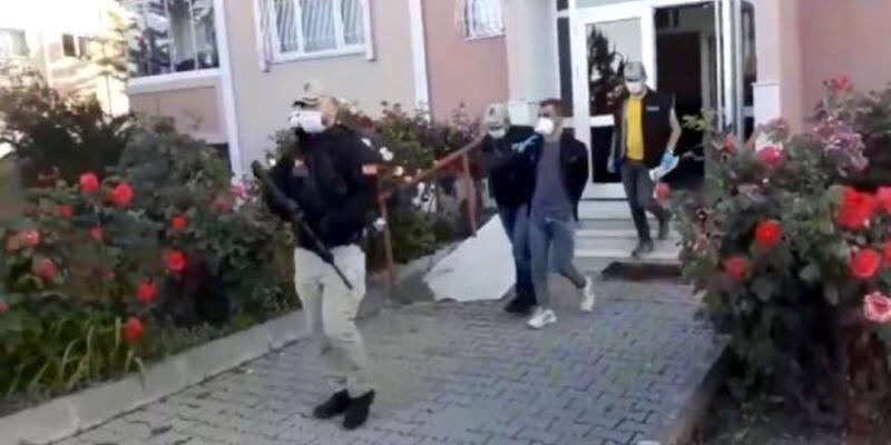 DEAŞ operasyonunda 10 kişi gözaltına alındı
