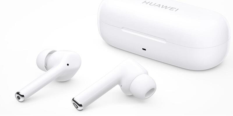 Huawei'nin yeni kablosuz kulaklığı geliyor
