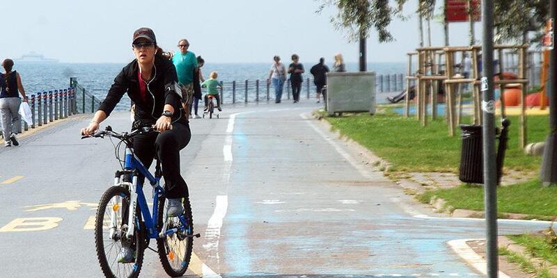 """Çevre ve Şehircilik Bakanı Murat Kurum: """"4 bin 775 kilometre bisiklet yolu yapacağız"""""""