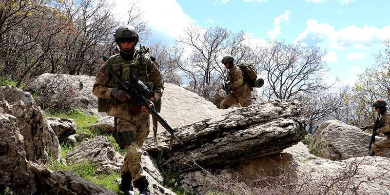 Son dakika... Bitlis'te 2 terörist daha etkisiz hale getirildi