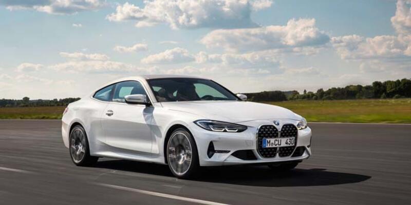 Yeni BMW 4 Serisi Coupe ön tasarımıyla dikkat çekecek