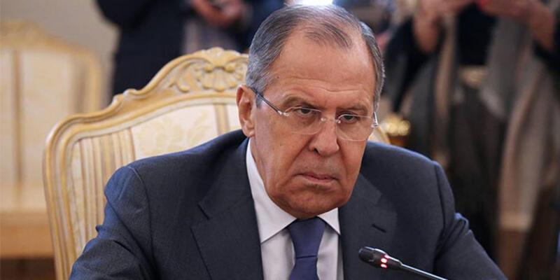 Lavrov'dan Libya için ateşkes çağrısı