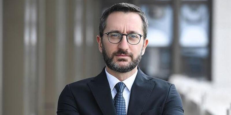 İletişim Başkanı Altun, ABD'nin Ankara Büyükelçisi ile görüştü
