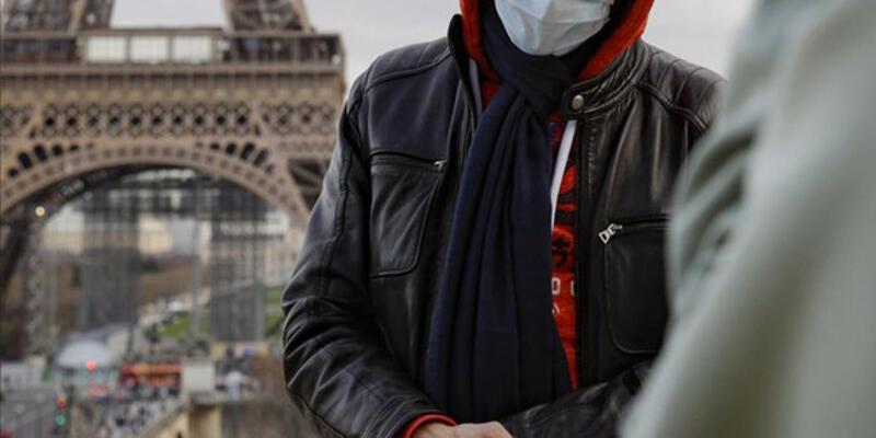 Fransa'da koronavirüsten can kaybı 29 bin 21 oldu