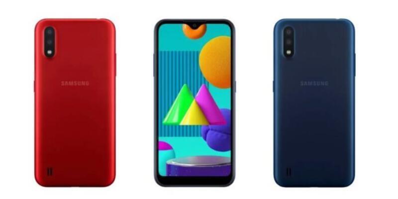 Uygun fiyatta akıllı telefon: Samsung Galaxy M01