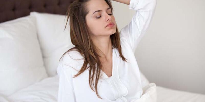 Karantinada alınan kilolar uyku apnesini tetikliyor