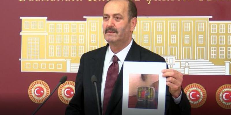 MHP'den CHP'ye maske tepkisi