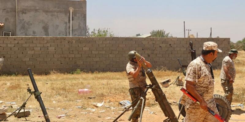 Libya'da Tveyse bölgesi Hafter'e bağlı milislerden kurtarıldı