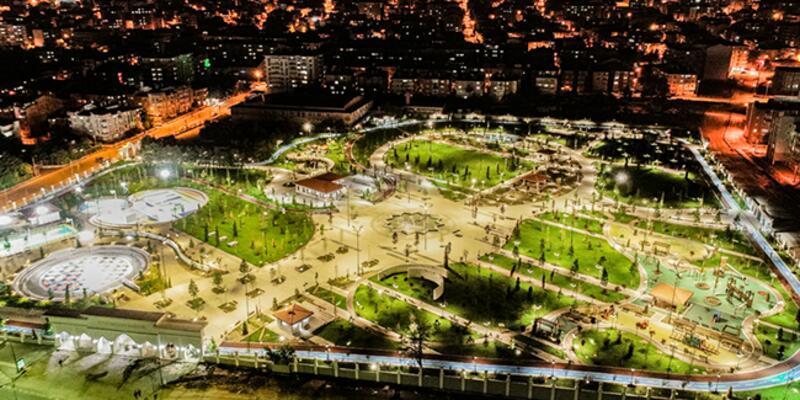 Anadolu'nun en büyük 'Millet Bahçesi' açılıyor