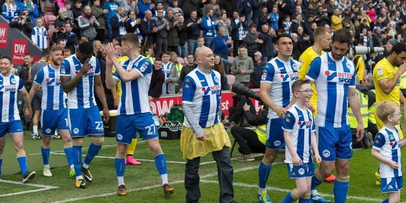 Wigan Athletic'in sahibi değişti