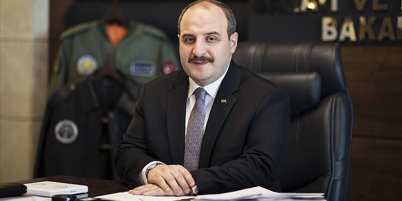 Bakan Varank: 2021 yılında kendi yerli ve milli gözlem uydumuzu uzaya fırlatmış olacağız