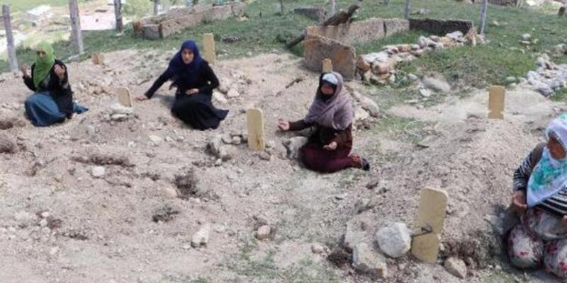 Dört kadının yürek yakan 'eş' acısı