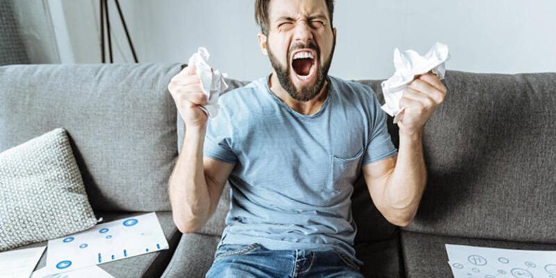 Öfkelendiğimizde vücudumuzda neler olur?