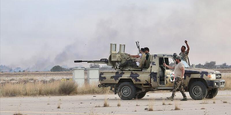 """Son dakika... Libya Ordusu'ndan """"Zafer Yolları"""" isimli yeni harekat"""