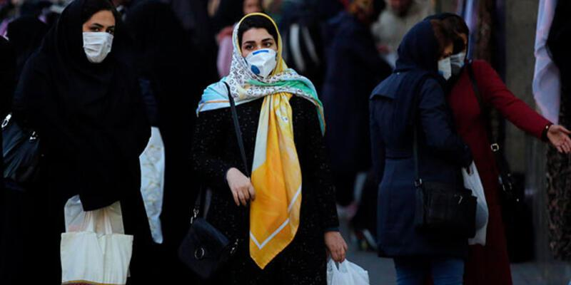 İran'da son 24 saatte 75 kişi yaşamını yitirdi