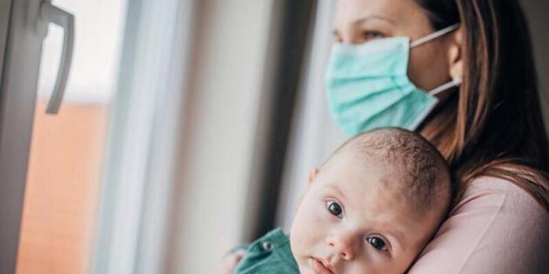 İngiltere'de yenidoğan 6 bebekte koronavirüs çıktı