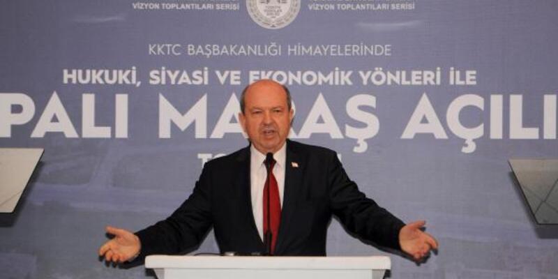 KKTC Başbakanı Tatar'dan Kapalı Maraş açıklaması: Açılma süreci hızlandırılıyor