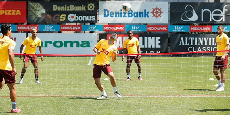Galatasaray'da koronavirüs testleri negatif çıktı