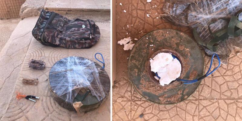 Tel Abyad'da saldırı hazırlığındaki terörist yakalandı