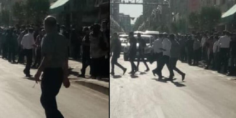 Elazığ'da 2 polis, maske uyarısı yaptığı kişilerce darbedildi
